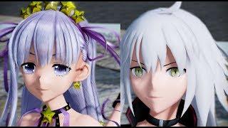 Fate/GrandOrder・BBちゃんとジャンヌオルタでOn The Floorです。 3840x...