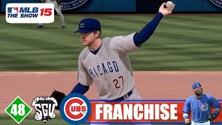 MLB 15: The Show (PS4) Chicago Cubs Franchise - EP48