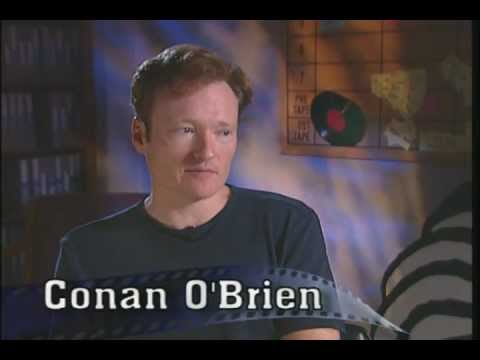 Conan O'Brien - Up Close with Patsy Smullin