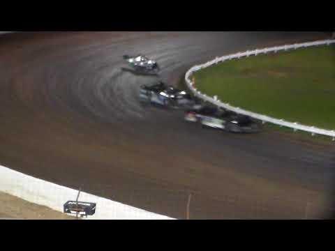 Late Model Heat 3 @ Farley Speedway 10/20/17