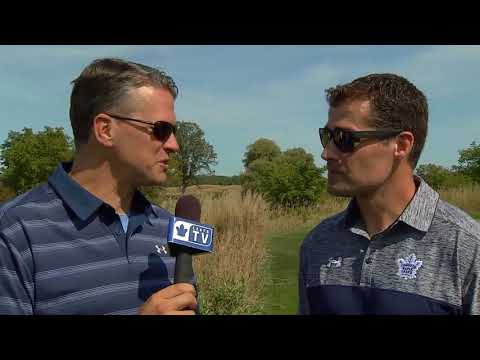 Maple Leafs and Legends Charity Golf Classic: Patrick Marleau - September 11, 2017