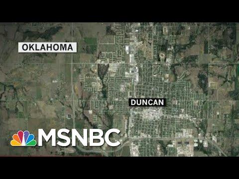 Reports Of Shooting At Duncan, Oklahoma Walmart' | Craig Melvin | MSNBC