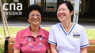 How She Helps Chinatown's Ailing Elderly Stay Out Of Hospital As A Community Nurse