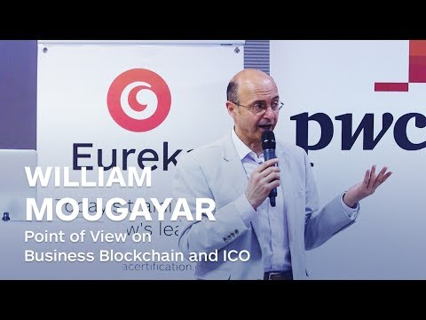 Point of view on Business Blockchain and ICO by William Mougayar | Merkle Conference
