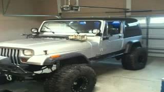 Fort Bragg Lemon Lot - 1989 Jeep YJ - Fort Bragg