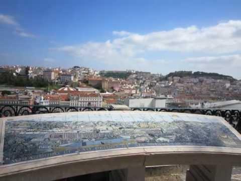 Time of a Fado song in Lisbon (Lisboa Menina e Moça de Carlos do Carmo)