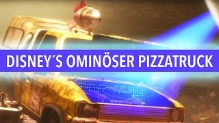 #PlZZAGATE -  Disney´s ominöser Pizzatruck