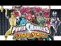 Power Rangers Ninja Storm - Sigla + Link Episodi