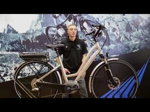 Moustache Samedi 28 Silver 2015 Electric Trekking Bike Review