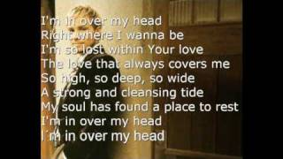 Brian Littrell - Over My Head(Lyric)