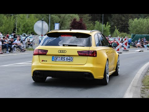 Audi RS/S/R8 Compilation Wörthersee 2019 | Bangs, Launch Control, Accelerations, Sounds, ...