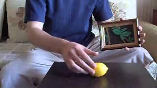 Лимон из картинки