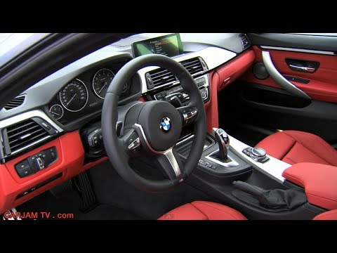 BMW 4 Series Gran Coupe Interior Commercial HD CARJAM TV 2014 Review