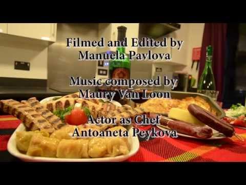 Traditional Bulgarian Cuisines