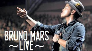 Bruno Mars LIVE HD