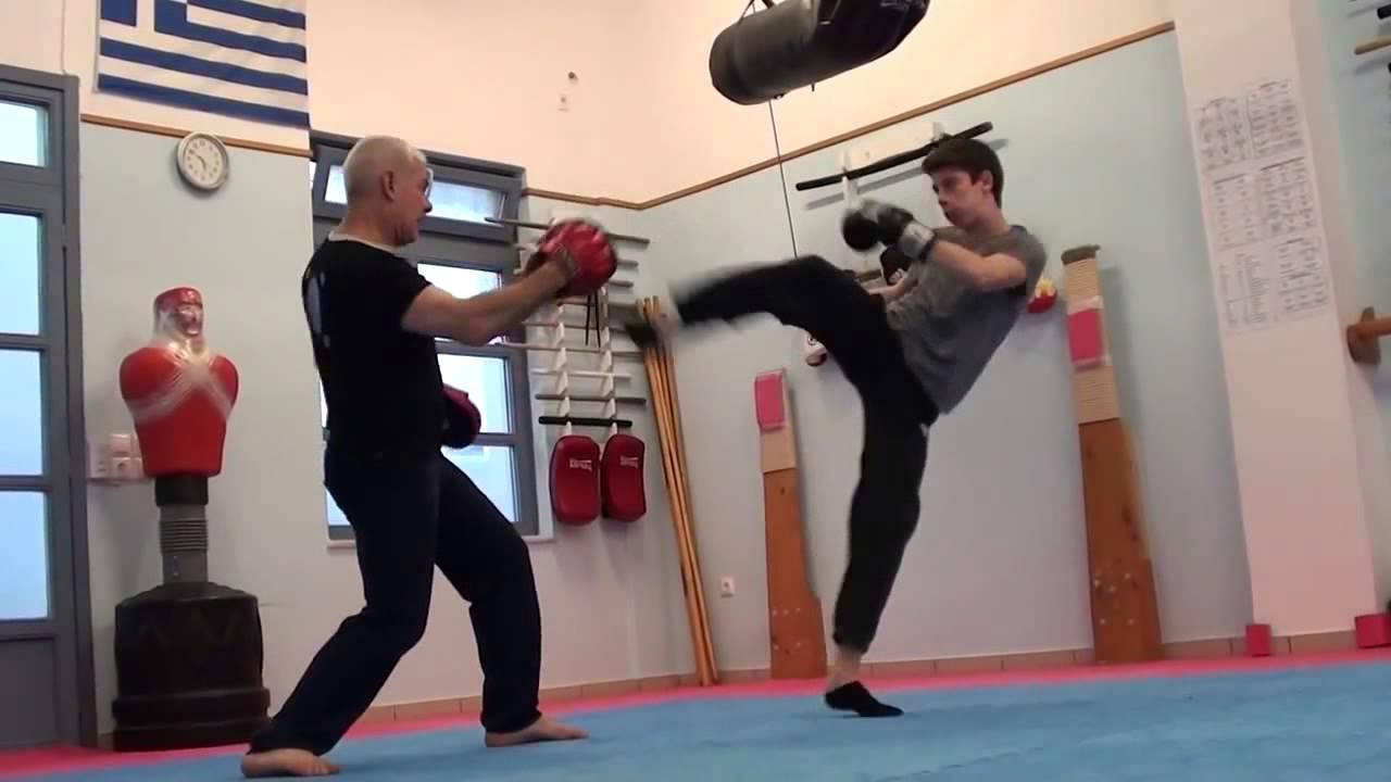 Προπόνηση με τον Σπύρο - Kick Boxing (28)