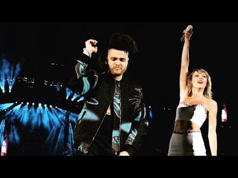 The Weeknd Says a Tipsy Taylor Swift Loves to Pet His Hair