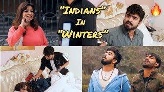 Types of People In Winters || Half Engineer