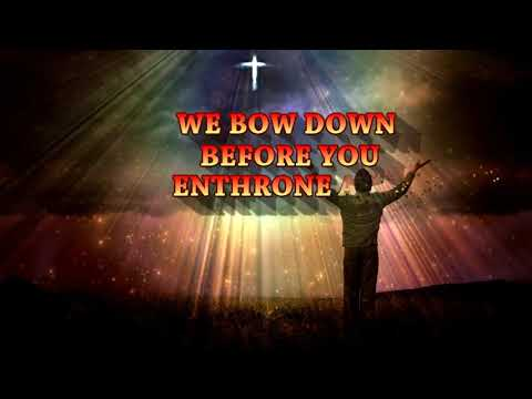 WE LOVE YOU TRIUNE GOD (Lyrics Video) JIL CANADA