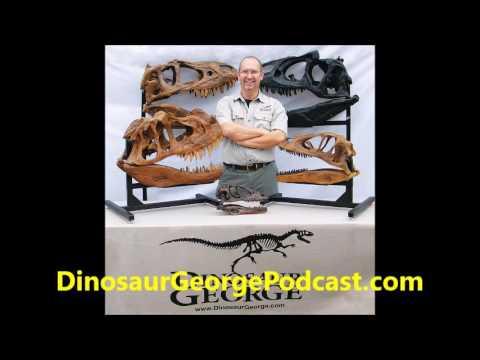 Podcast #109 - New Tyrannosaurus rex in Burke Museum