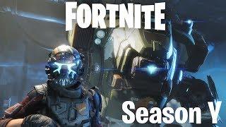 🔟🙄 SEASON Y! What happened to FORTNITE? | Fortnite Battle Royale