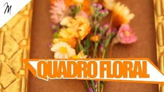 Quadro Floral #1