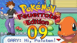 Let's Play Pokemon Feuerrot Part 9 -Blöde Feuer-Pokemon -.- [ German / Deutsch ]