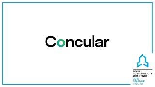 "DGNB Sustainability Challenge 2021 – Kategorie ""Start-up"": Concular"