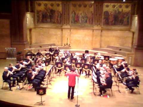 White Christmas (Berlin/Freeh) Princeton Brass Band/Allen