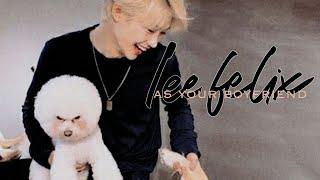 Download Mp3 Lee Felix As Your Boyfriend