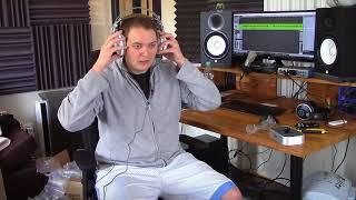 AKG k701 test | Use Headphones!