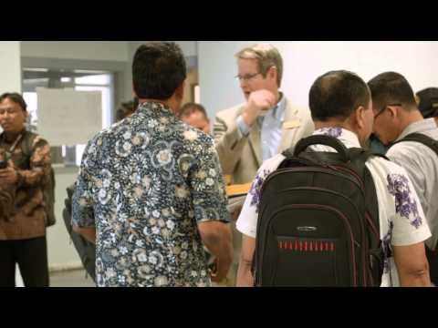 Community College Administrator Program w/ Indonesia