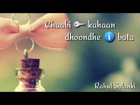 Main Tere Kabil Hu Ya Tere Kabil Nahi !! Romantic love WhatsApp Status !!