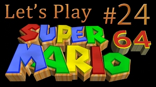 Let's Play Super Mario 64   Facecam/1080p   Part 24