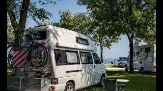Camping Fusina, Venice, Italy