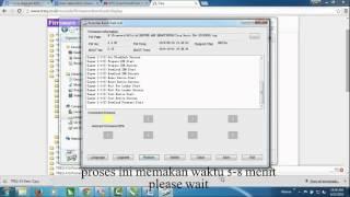 tutorial Flashing Firmware TREQ Prosesor Rockchip via RKBatchTool