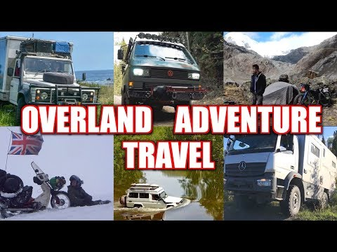 Best Overland Adventure Travel Channels You Don't Know About