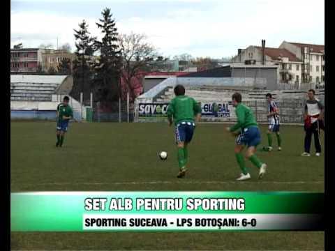 Sport - Set alb pentru Sporting
