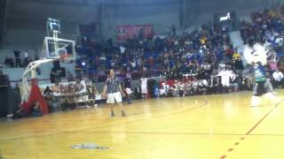 Cibacopa Dunk Contest 2012 (Full)