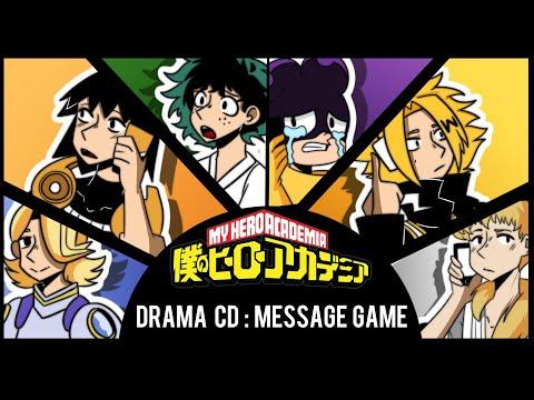 BNHA Drama CD