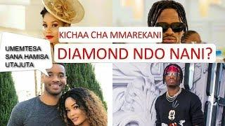 KIMENUKA! Mpenzi Wa Hamisa Bila Huruma Amvua Nguo Diamond,  Diamond, Hawezi Kuja Sahau Kamwe