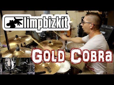 Gold Cobra - Limp Bizkit Drumcover By Rost