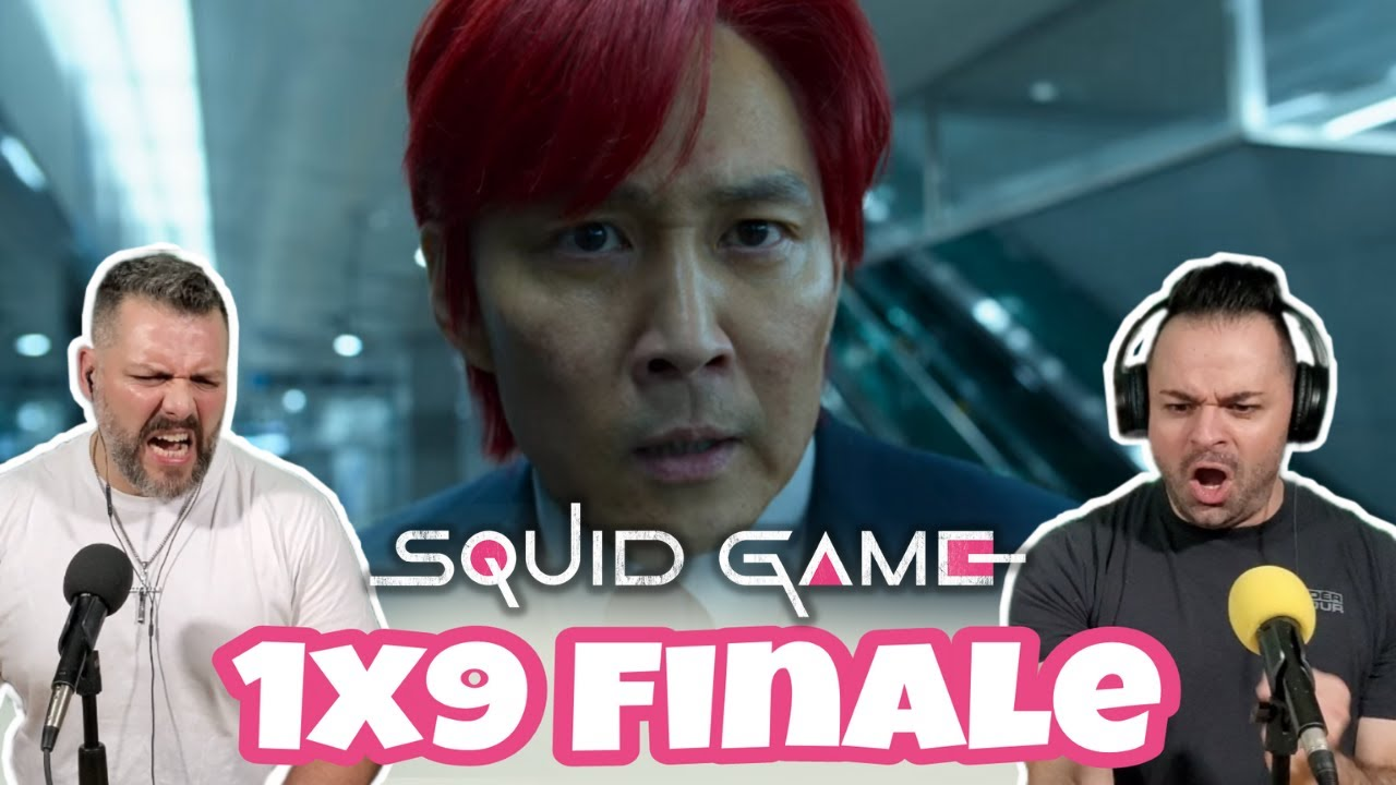 Download Squid Game reaction Finale Episode 9 One Lucky Day   오징어 게임 반응