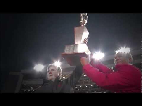 WSU Football: Thank You Fans!