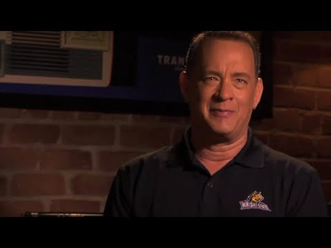 Tom Hanks praises Wright State