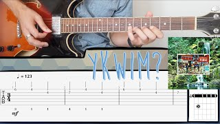 YKWIM (Yot Club) - Easy Guitar Tutorial with FREE TABS and Chords