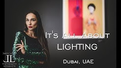 It's All About LIGHTING!! A Photography Lighting Workshop from Dubai by Jason Lanier