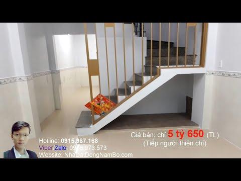 Video Nhà Bán Hẻm 163 Tô Hiến Thành, P.13, Quận 10. Nhà Đẹp 2 Lầu Sân Thượng