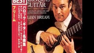 Lute Suite In E Minor, BWV 996   J.S BACH JULIAN BREAM