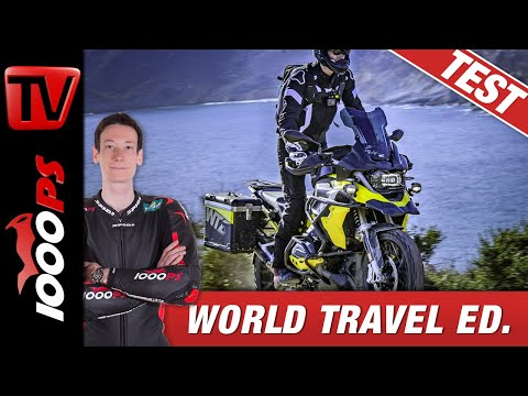 BMW R 1200 GS - Offroadfahren in Andalusien mit der Touratech World Travel Edition